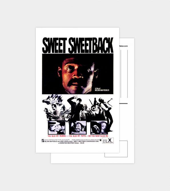 Postal Sweet Sweetback
