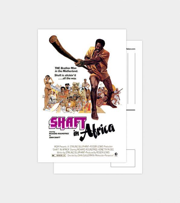 Postal Shaft Africa